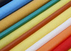 Colorful PP Spunbond Furniture Non Woven Fabric Non toxic Waterproof Strong Strength